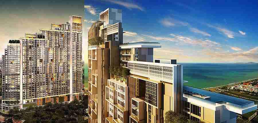 Find Thai Property Agency's Riviera Jomtien 2