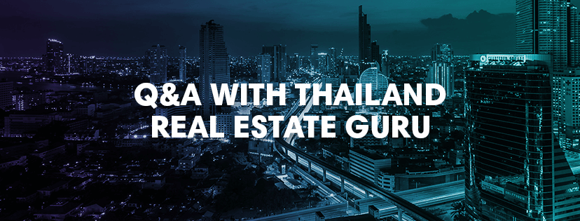 Thailand Real Estate Questions