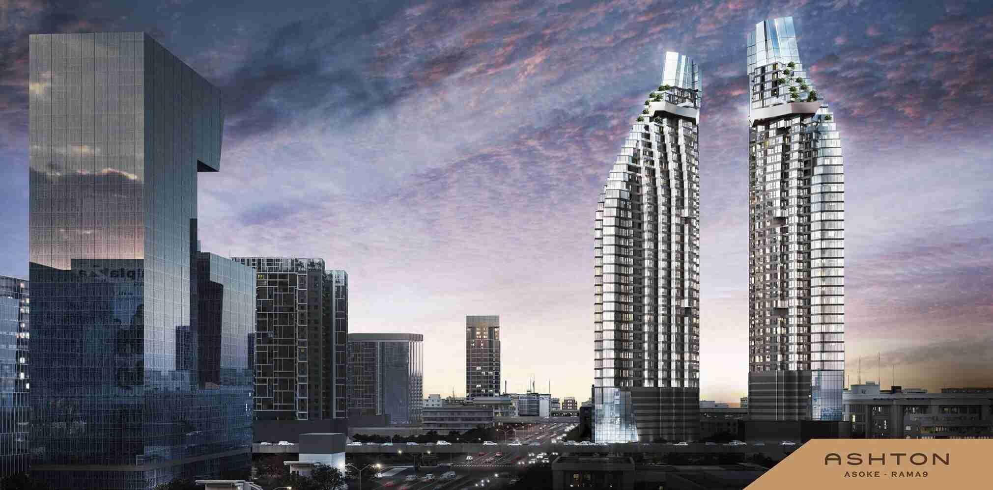 Find Thai Property Agency's Ashton Rama 9 2