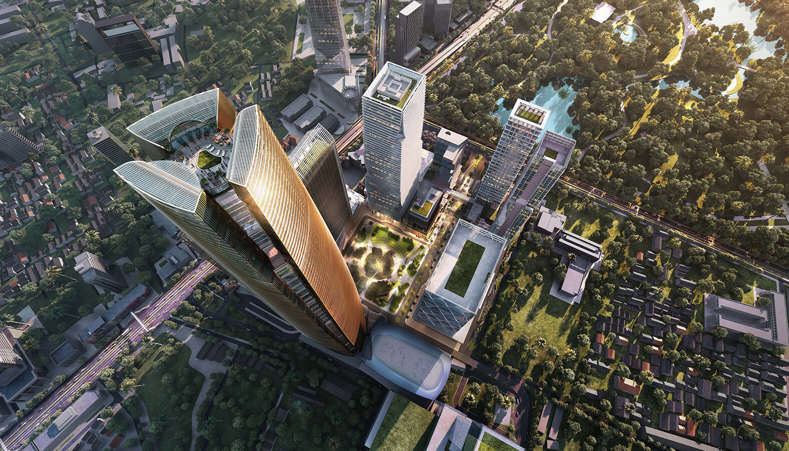 Why Mixed-Use Projects Are Booming in Thailand