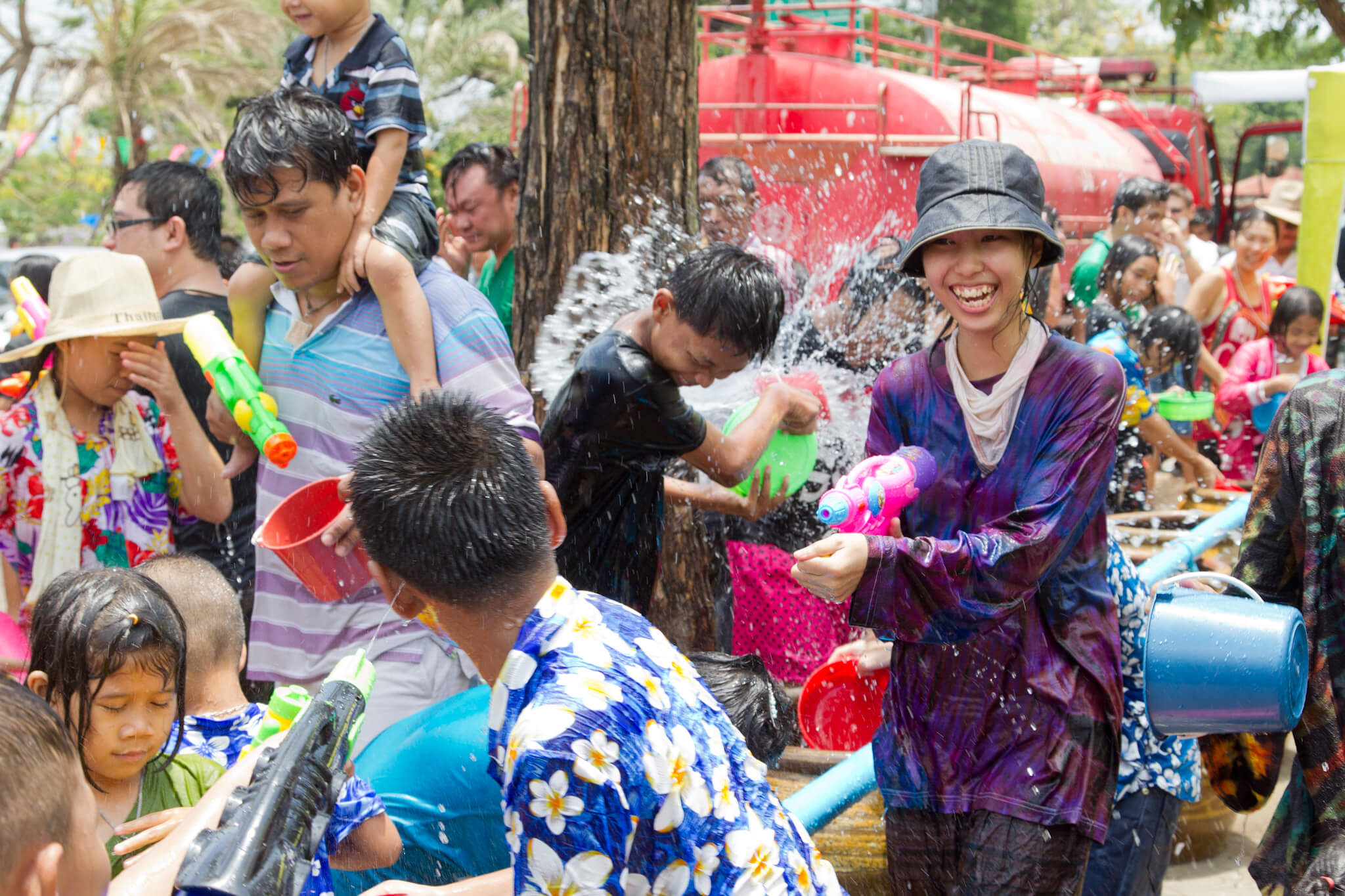 Happy Songkran: A Guide On Thai New Year Celebrations