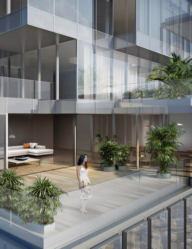 Find Thai Property Agency's Ritz Carlton Residences 10