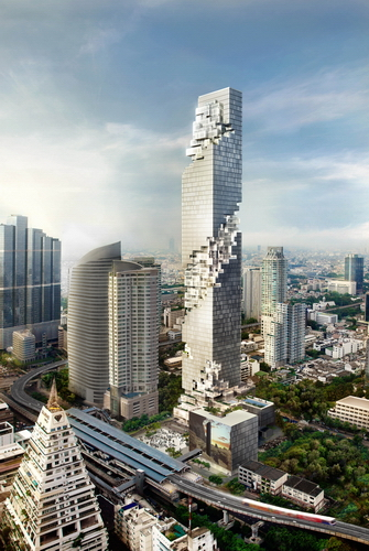 Find Thai Property Agency's Ritz Carlton Residences 9