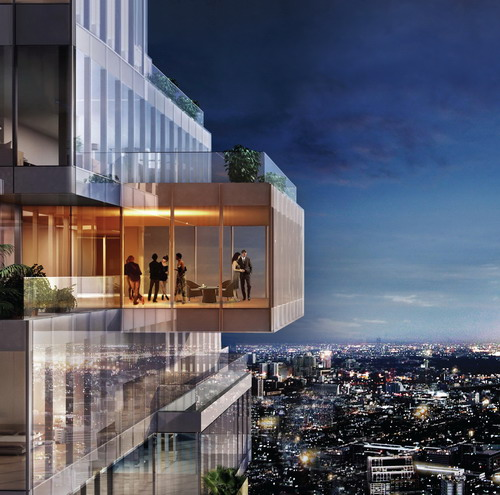 Find Thai Property Agency's Ritz Carlton Residences 6
