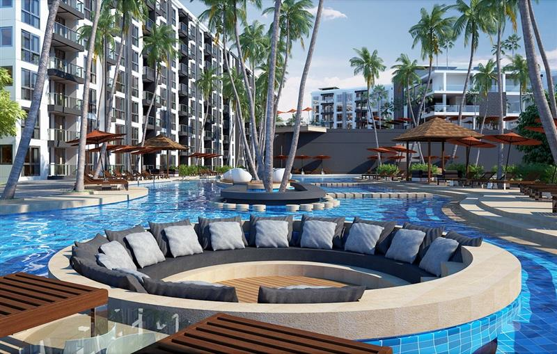 Find Thai Property Agency's Arcadia Beach Resort 4