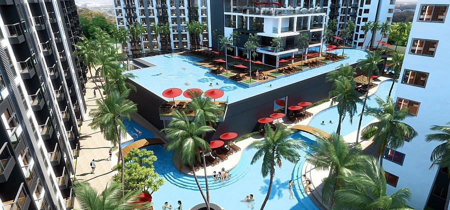 Find Thai Property Agency's Arcadia Beach Resort 1