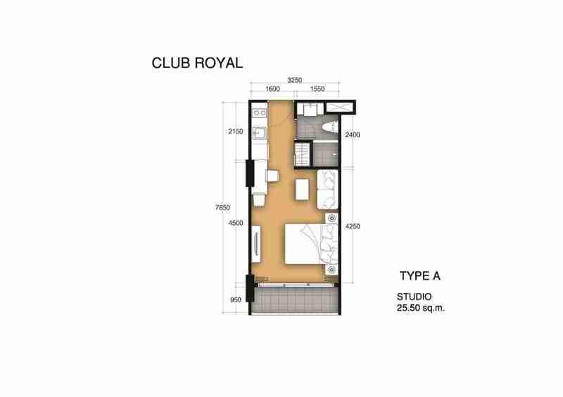 Find Thai Property Agency's Club Royal 7