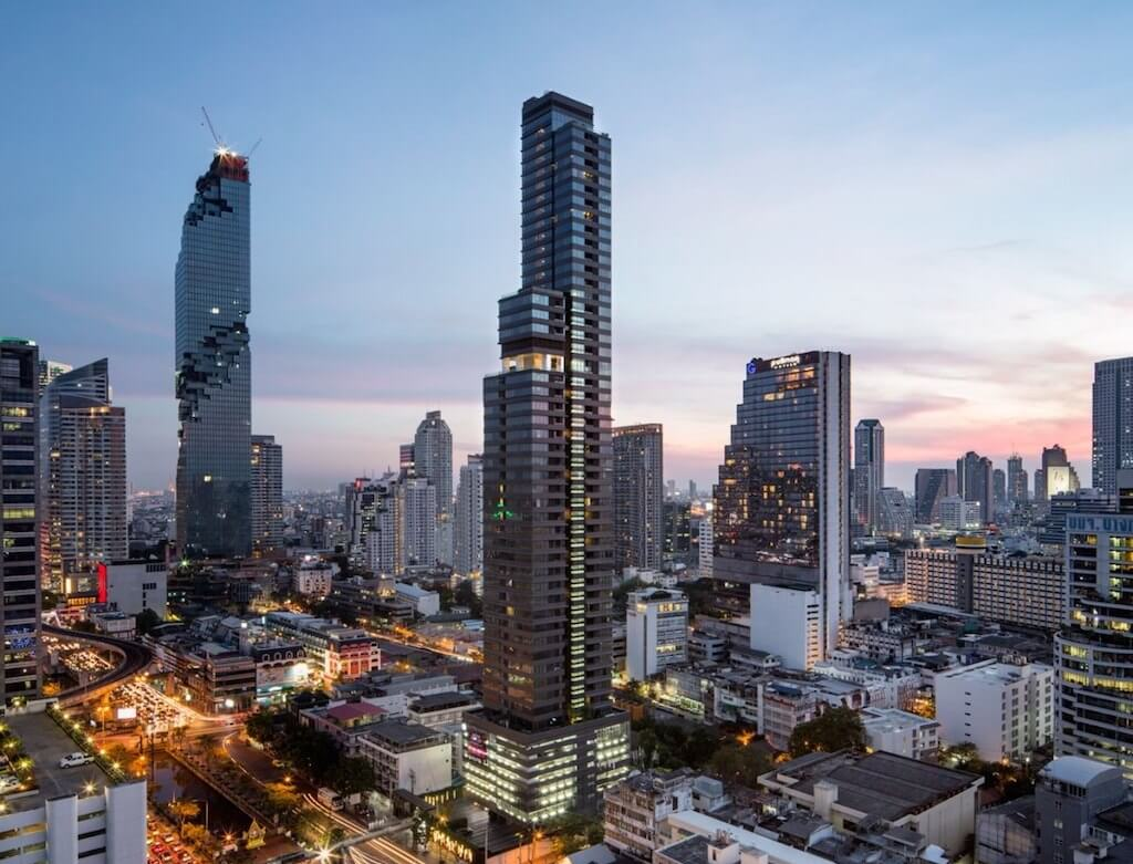 Find Thai Property Agency's M Silom 1