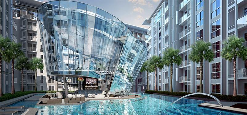 Find Thai Property Agency's City Center Residence 8