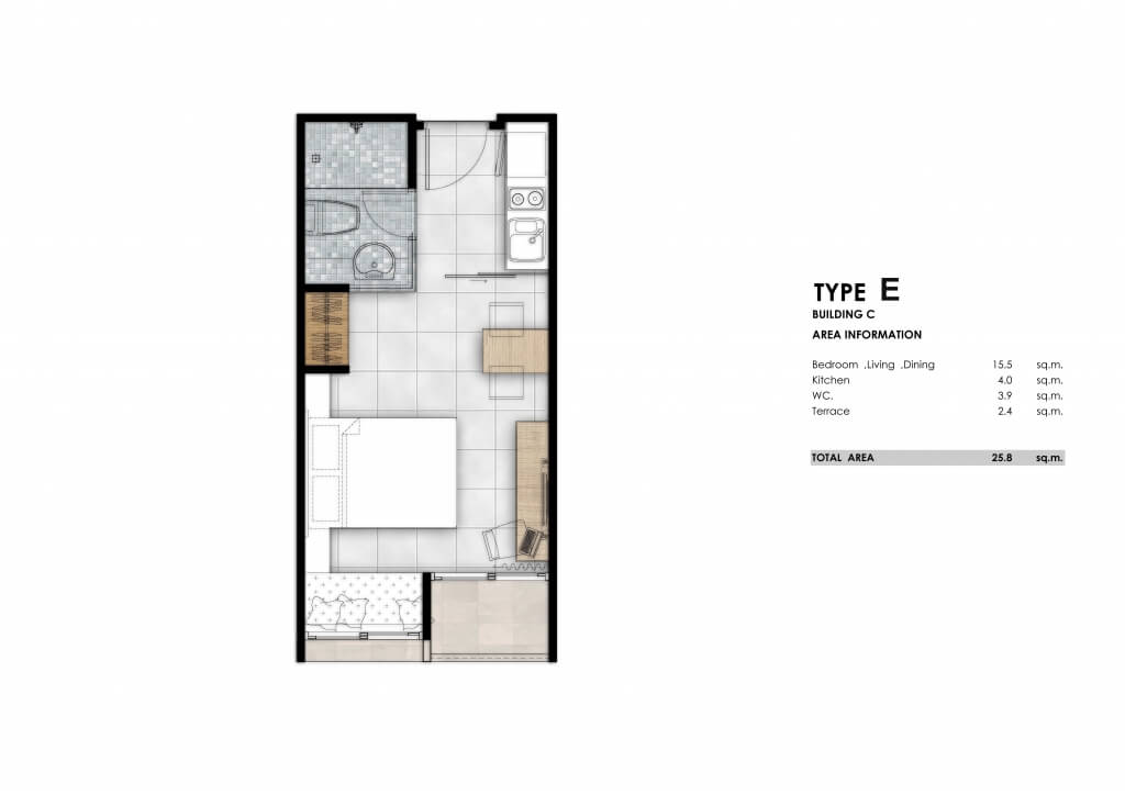 Find Thai Property Agency's The Beachfront Condo 11