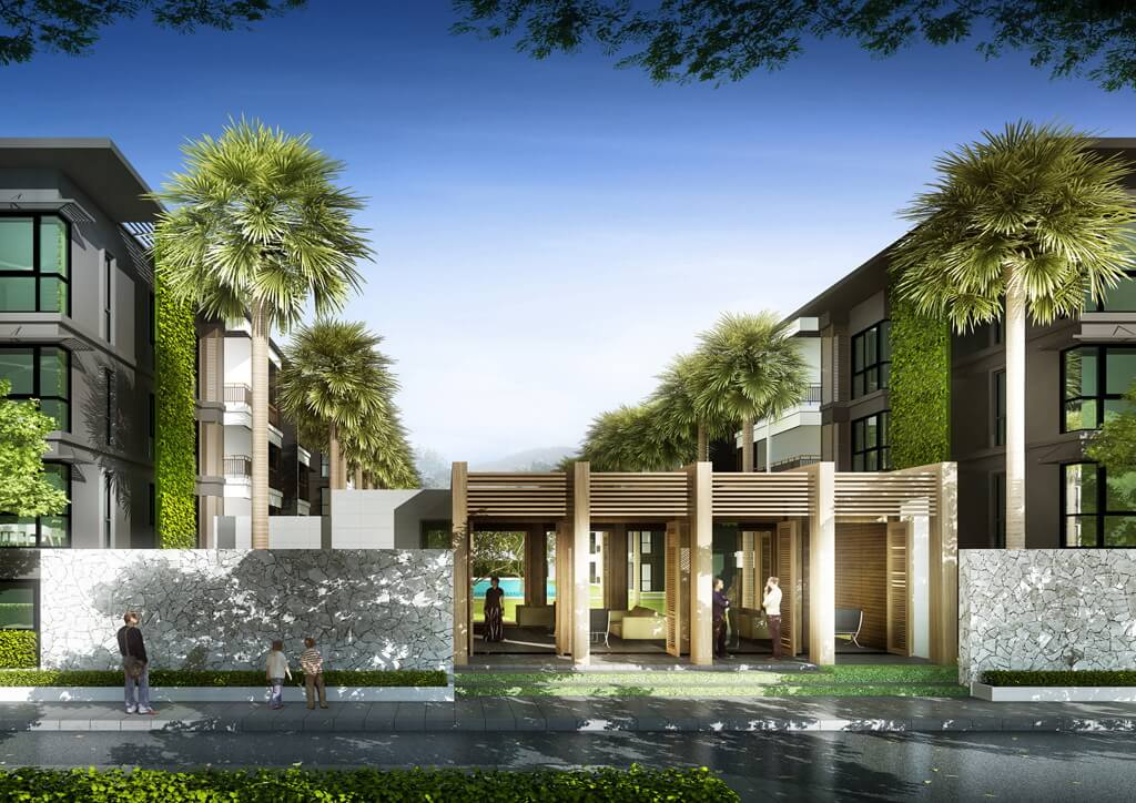 Find Thai Property Agency's The Title Beachfront Condo 3