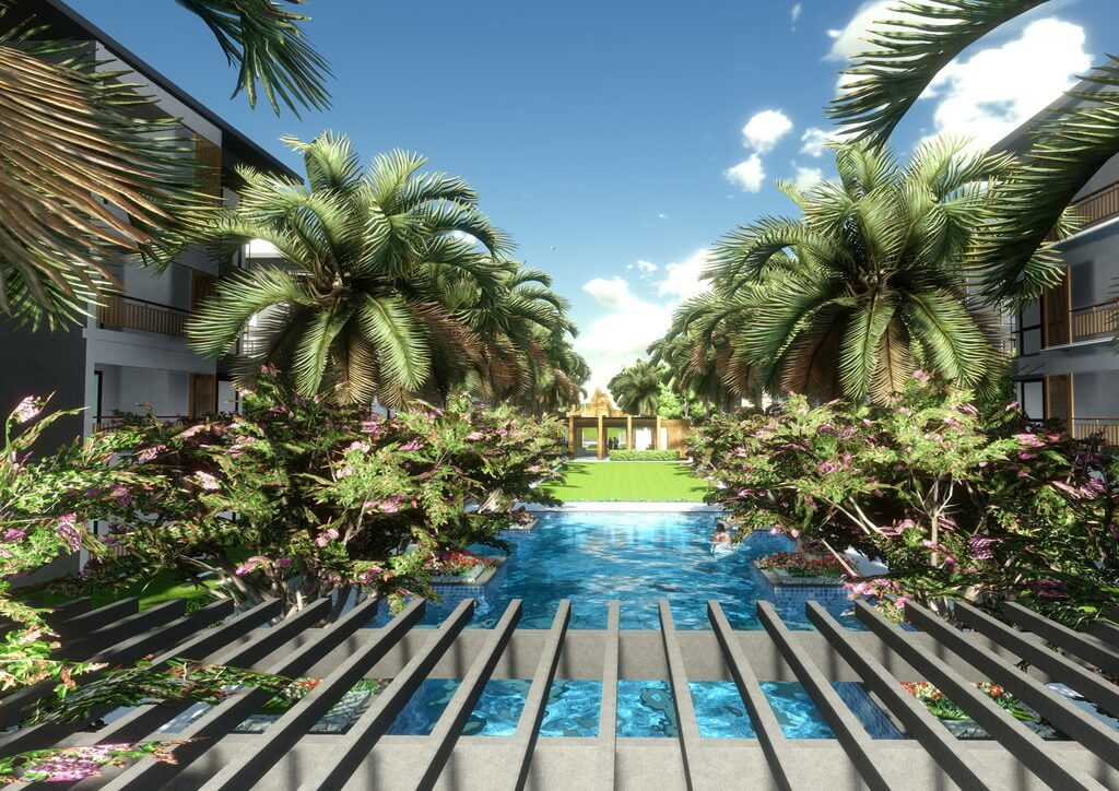 Find Thai Property Agency's The Title Beachfront Condo 1