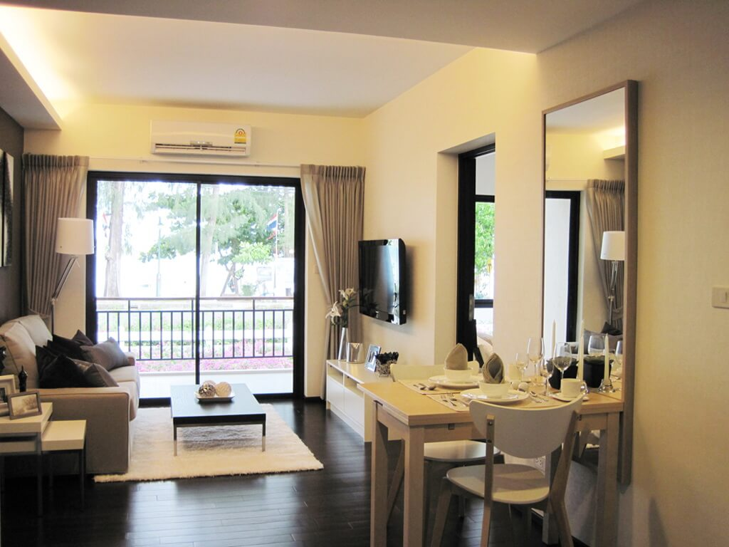 Find Thai Property Agency's The Title Beachfront Condo 23