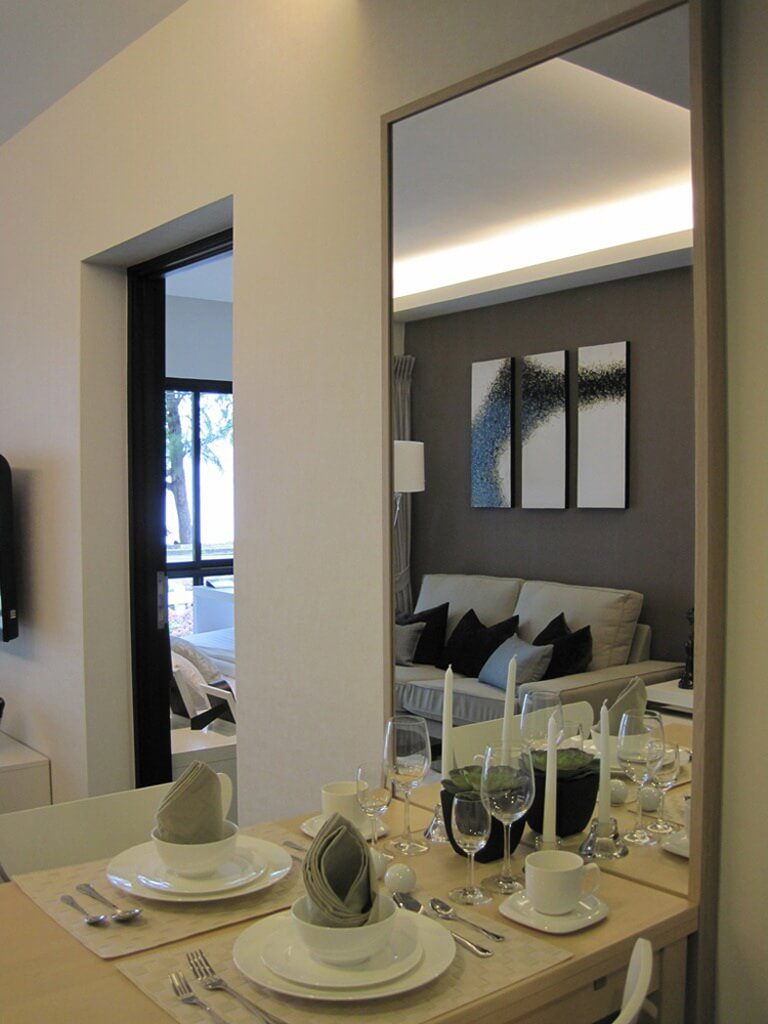 Find Thai Property Agency's The Title Beachfront Condo 18