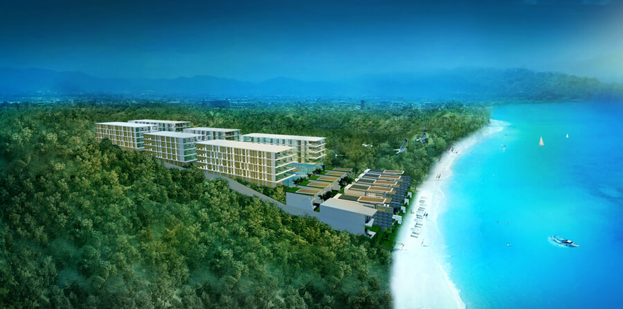 Find Thai Property Agency's The Beachfront Condo 2