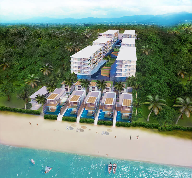Find Thai Property Agency's The Beachfront Condo 4