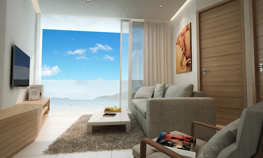 Find Thai Property Agency's The Beachfront Condo 3