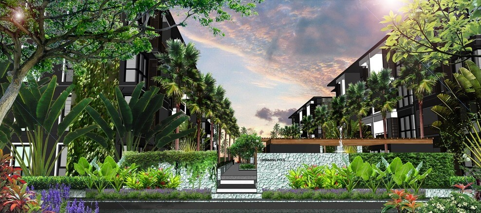 Find Thai Property Agency's The Title Beachfront Condo 11