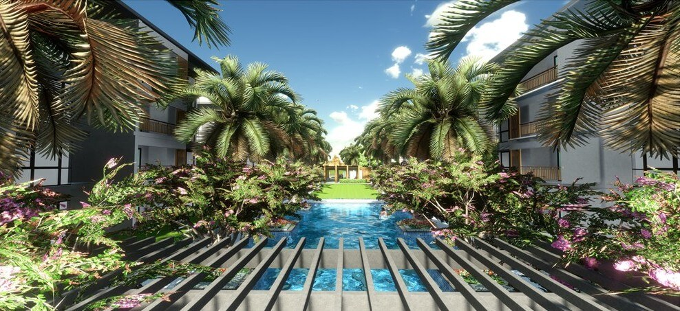 Find Thai Property Agency's The Title Beachfront Condo 10