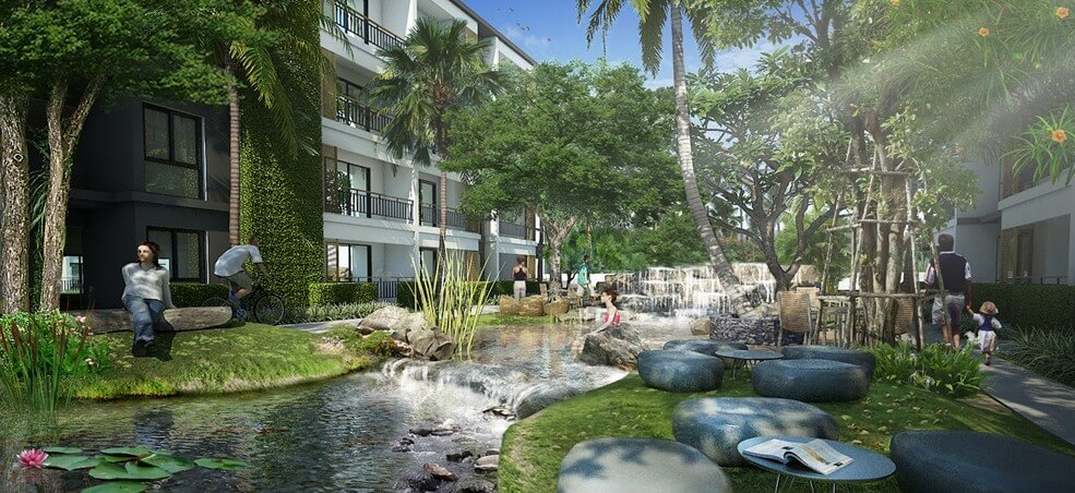 Find Thai Property Agency's The Title Beachfront Condo 8