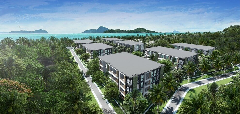 Find Thai Property Agency's The Title Beachfront Condo 13
