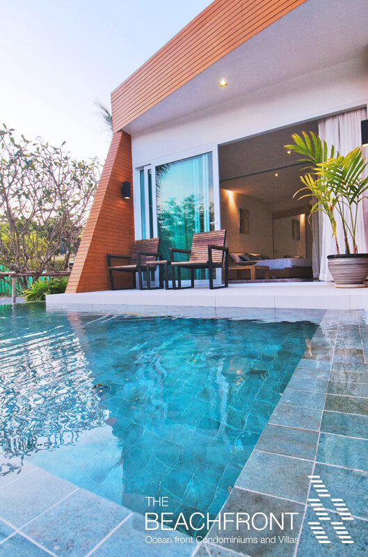 Find Thai Property Agency's The Beachfront Condo 14