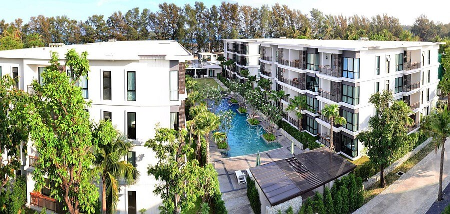 Find Thai Property Agency's The Title Beachfront Condo 6