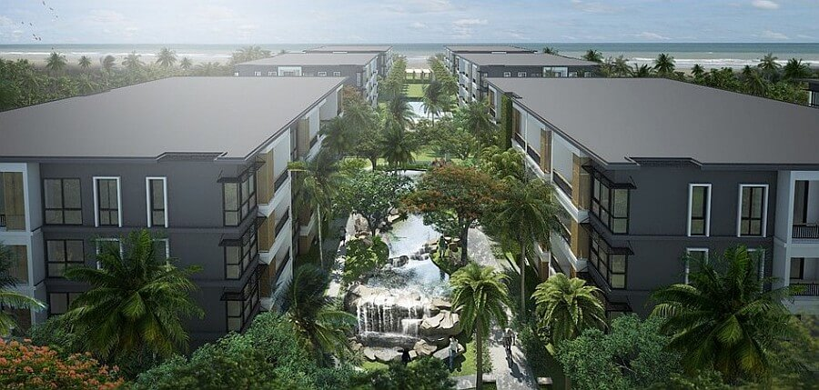 Find Thai Property Agency's The Title Beachfront Condo 7