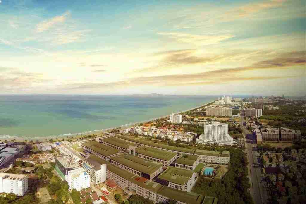 Find Thai Property Agency's Riviera Jomtien 7