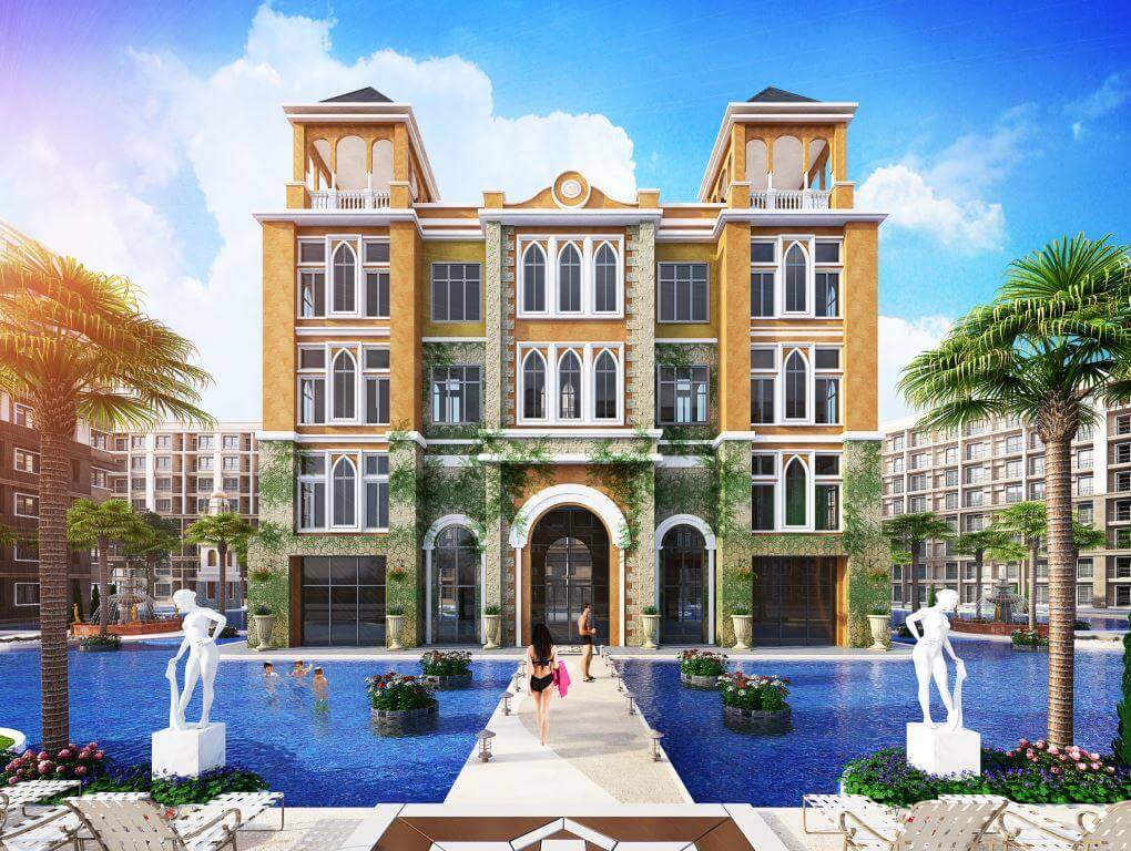 Find Thai Property Agency's Arcadia Beach Continental 1