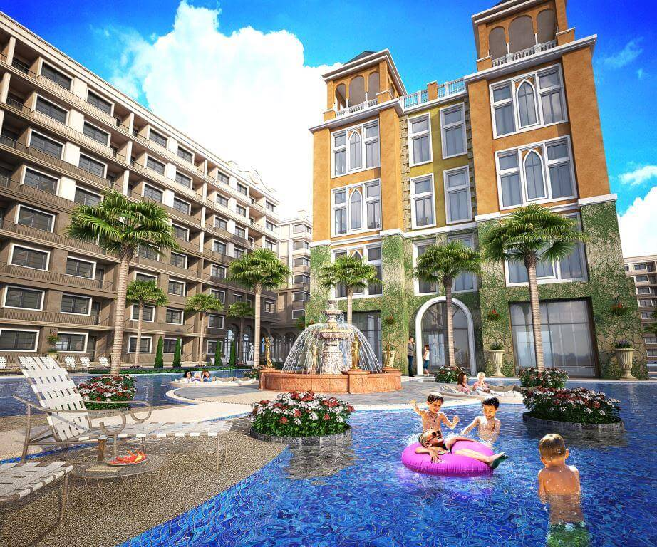 Find Thai Property Agency's Arcadia Beach Continental 7