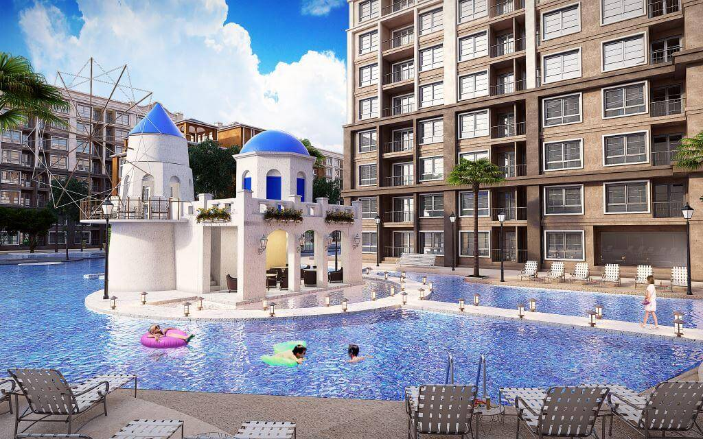Find Thai Property Agency's Arcadia Beach Continental 9
