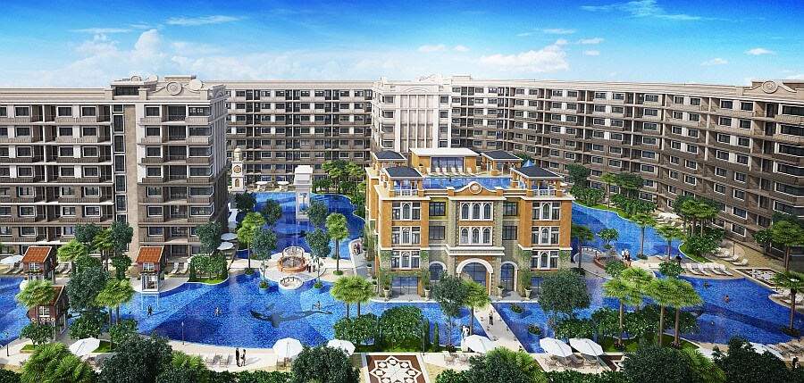 Find Thai Property Agency's Arcadia Beach Continental 10