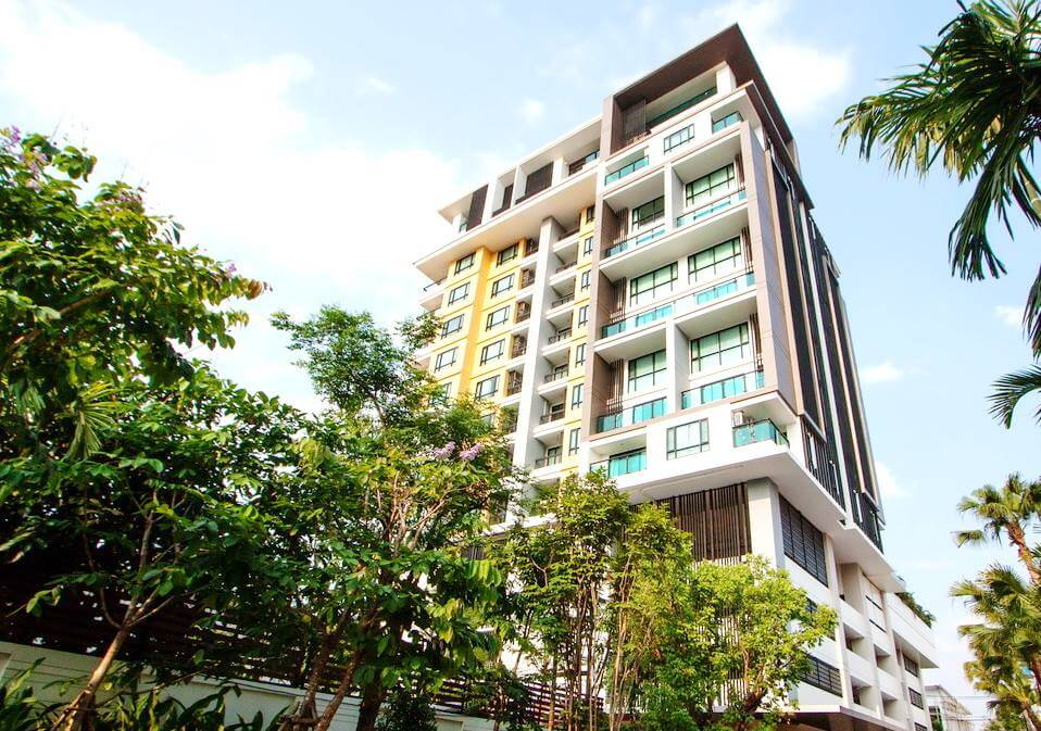 Find Thai Property Agency's The Shine Condominium 13