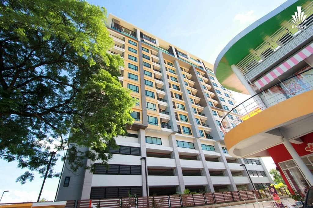 Find Thai Property Agency's The Shine Condominium 6