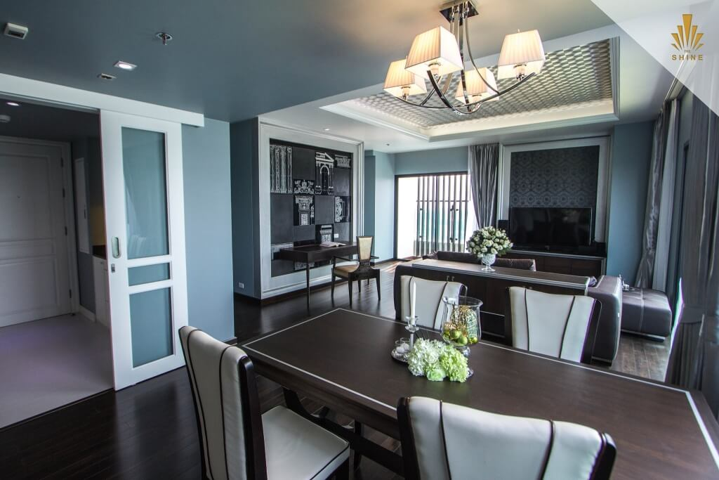Find Thai Property Agency's The Shine Condominium 5
