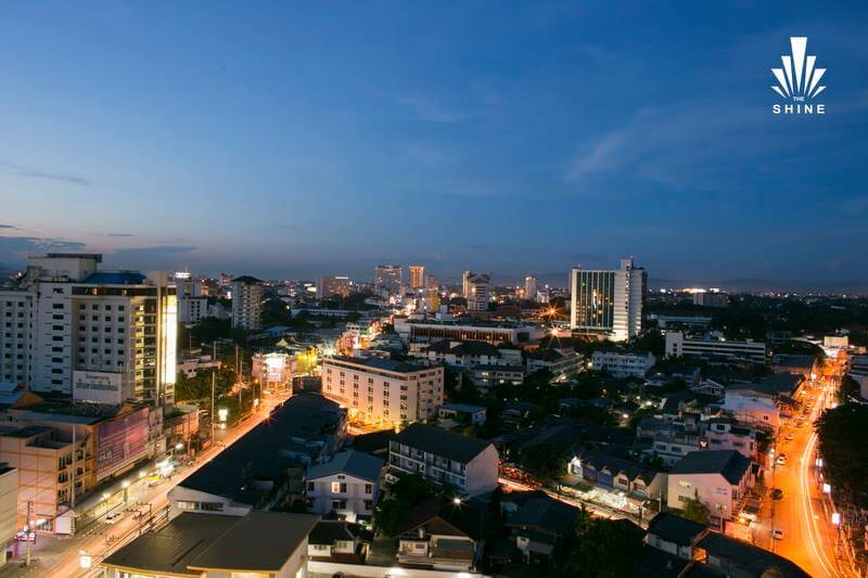 Find Thai Property Agency's The Shine Condominium 1