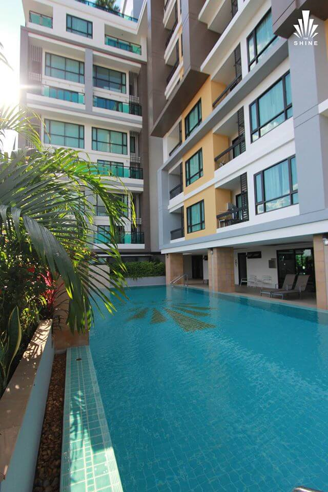 Find Thai Property Agency's The Shine Condominium 17