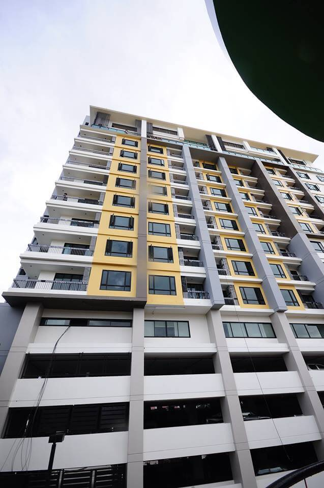 Find Thai Property Agency's The Shine Condominium 21