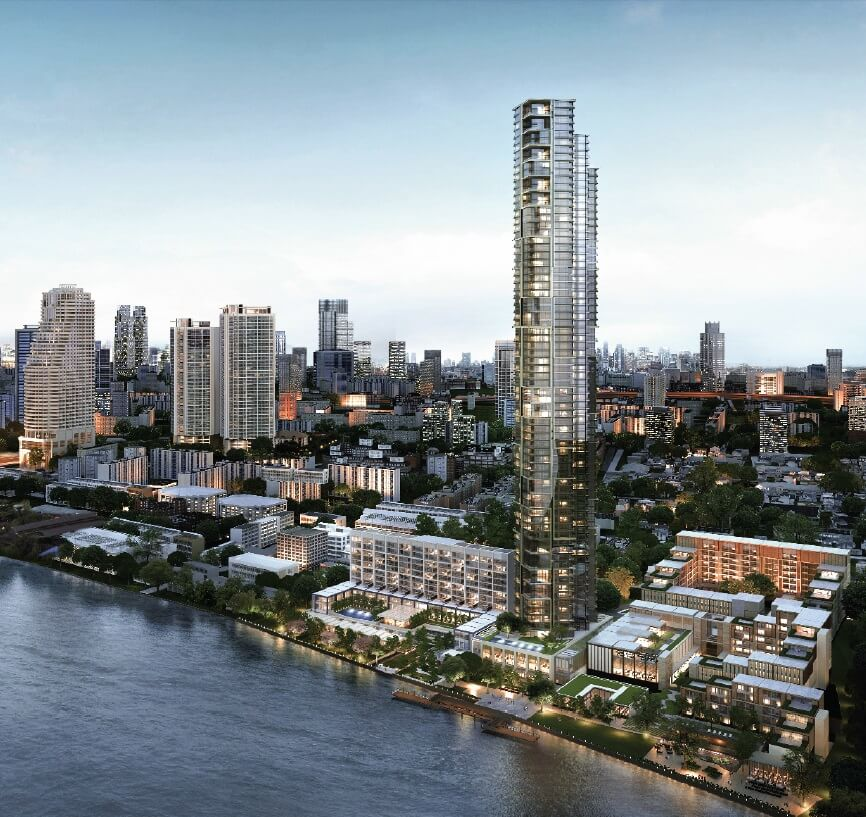 Find Thai Property Agency's Four Seasons Residences 1