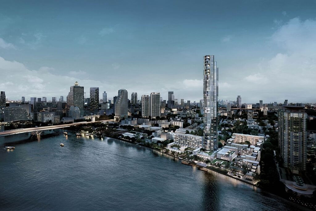 Find Thai Property Agency's Four Seasons Residences 3