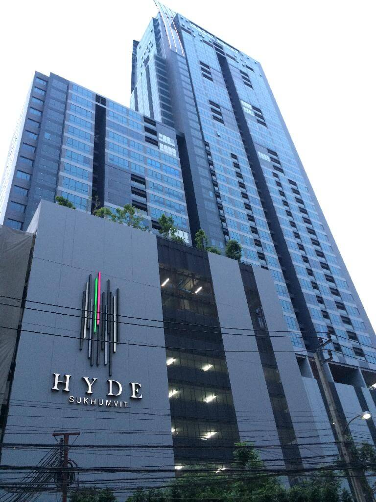 Find Thai Property Agency's Hyde 13 10