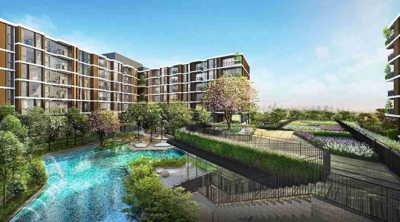 Find Thai Property Agency's Mori Haus 7