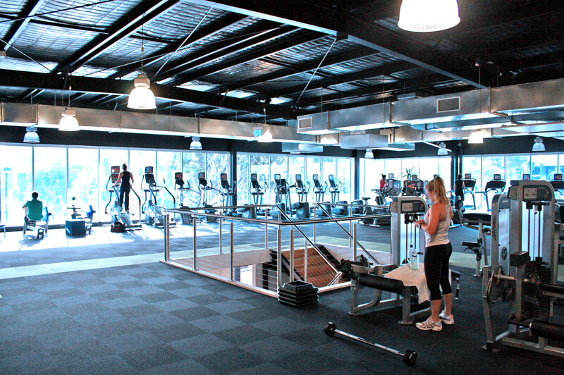 Gym In Bangkok