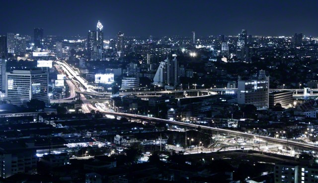 Bangkok infrastructure