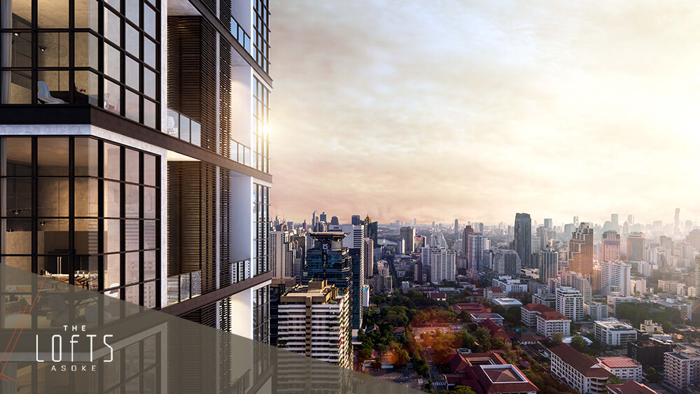 Find Thai Property Agency's The Lofts Asoke 1