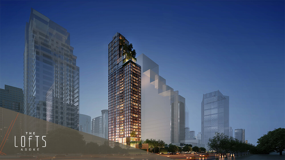 Find Thai Property Agency's The Lofts Asoke 2