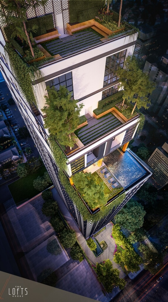 Find Thai Property Agency's The Lofts Asoke 15