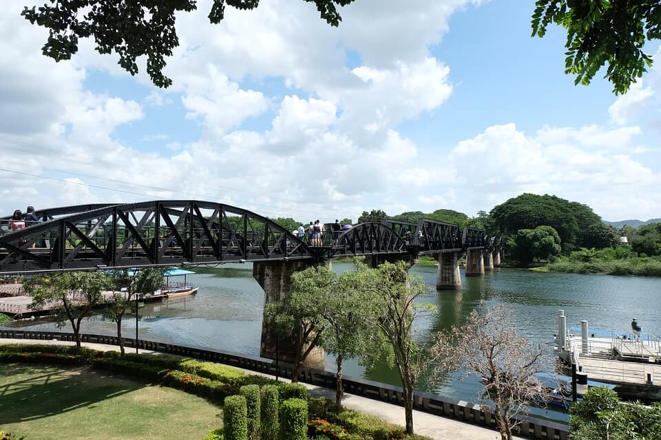 kanchanaburi weekend break