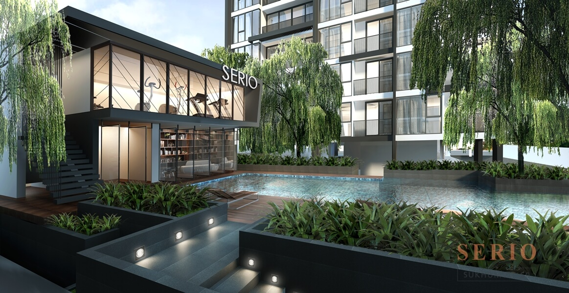 Find Thai Property Agency's Serio 50 5